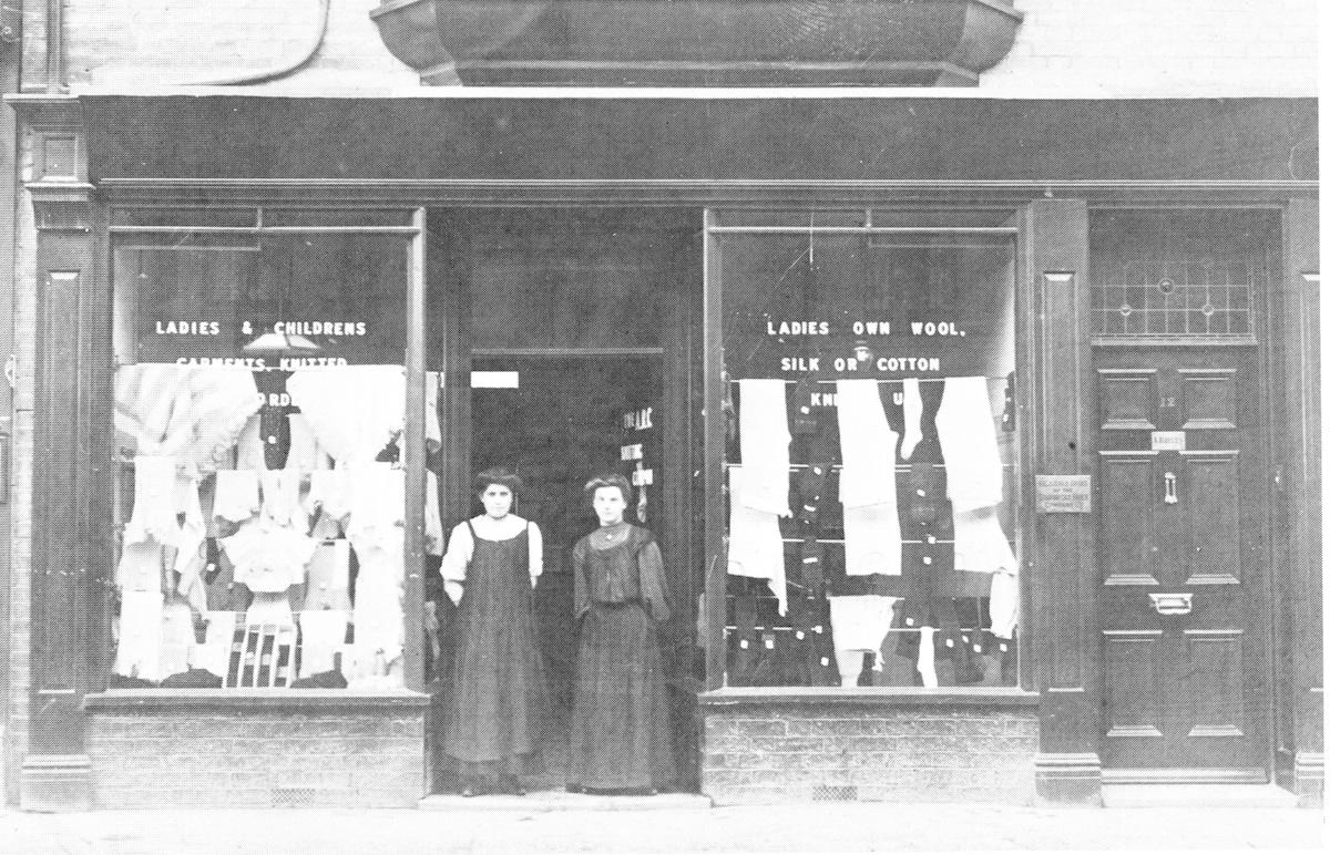 ARC Knitting Co., 1907.