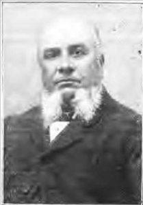 George Kett 1898 'new mayor'