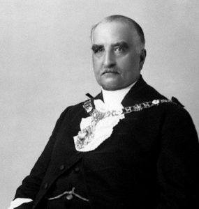 Sir William Phene Neal circa 1900